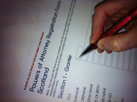 Power of Attorney in Scotland: Top Questions
