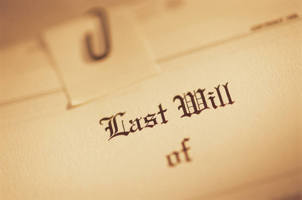 What happens if you die without a Will in Scotland?