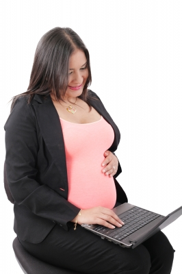 Maternity leave and holidays