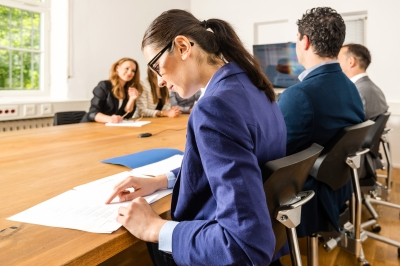 What happens at an Employment Tribunal?