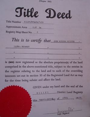 Preservation of Real Burdens in Title Deeds - Act Now!