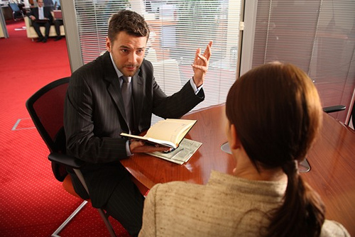 Counter Grievance during Disciplinary Process