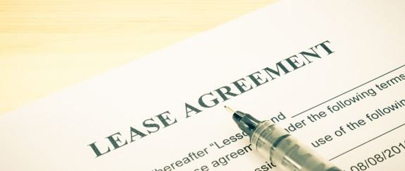 Changes to the way leases can be signed