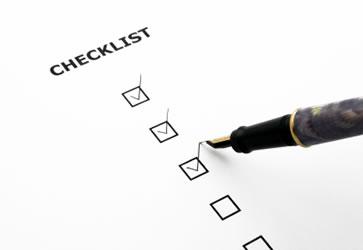 Employer's end of year checklist