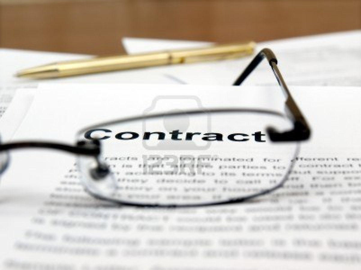 How should you contract with your subsidiary?
