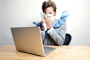 Sickness Absence at Lowest Rate on Record
