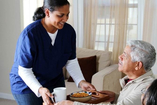 Scotland Introduces Free Personal Care For Under-65s