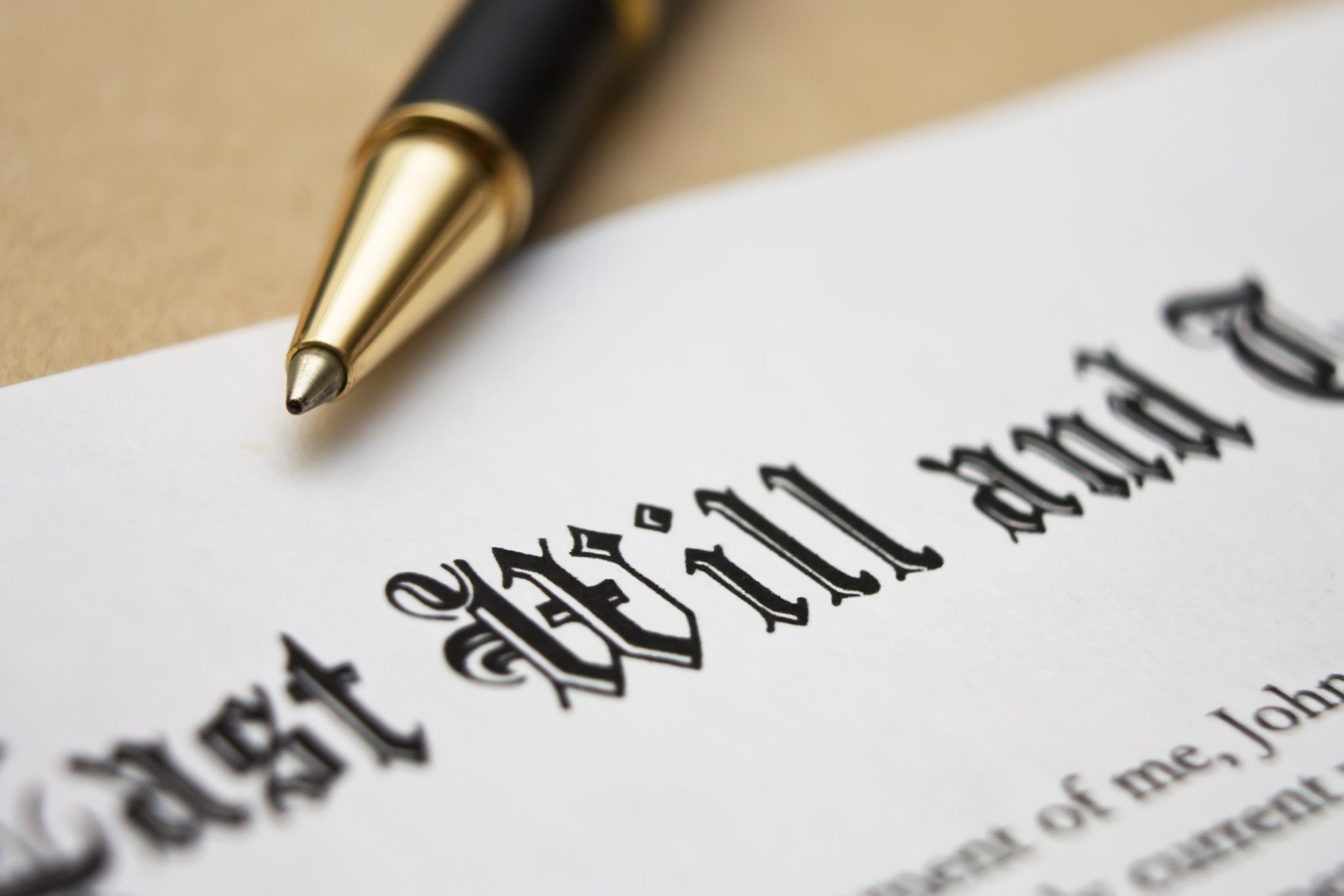 The Importance of Reviewing Your Will