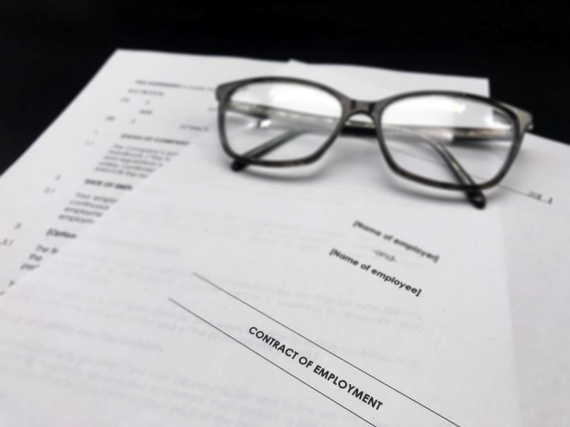 Right to a Written Employment 'Contract' From Day 1