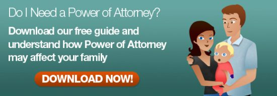 registered Power of Attorney with a Bank